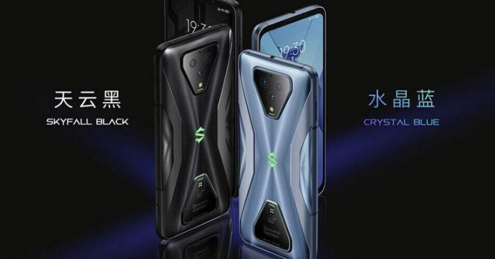 Xiaomi Black Shark 3S Announced
