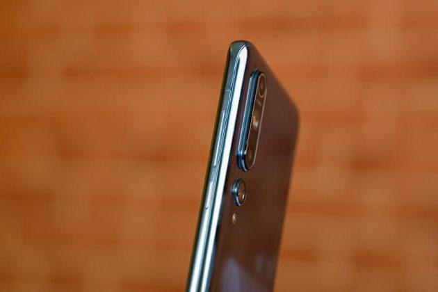Xiaomi Mi 10 - Buttons