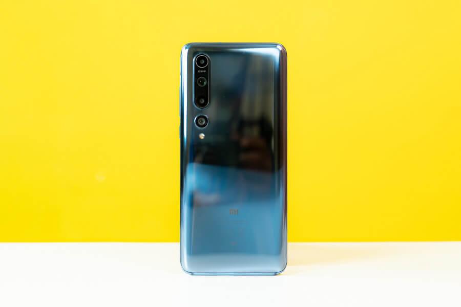Xiaomi Mi 10 - Design [1]