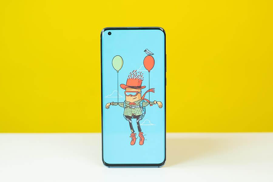 Xiaomi Mi 10 - Display [1]