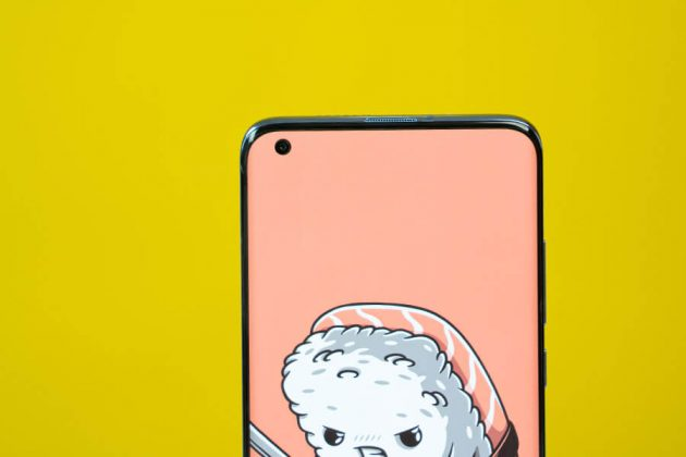 Xiaomi Mi 10 - Front Camera
