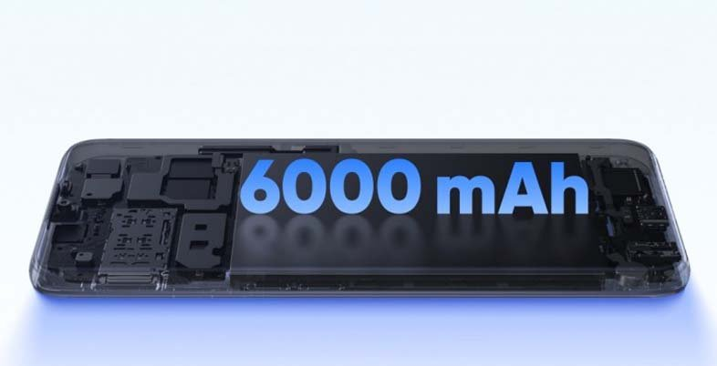realme c12 battery