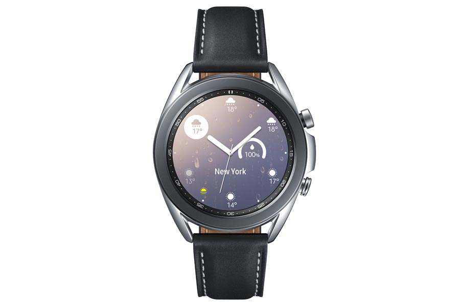 samsung galaxy watch 3 design