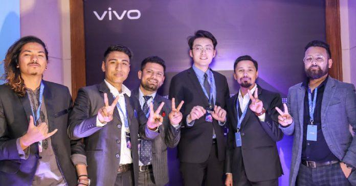 vivo 3 year anniversary nepal