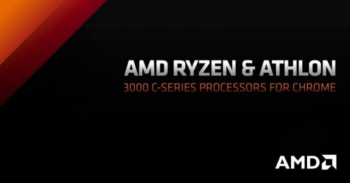 AMD Ryzen Athlon 3000 C-series Chromebook Processors