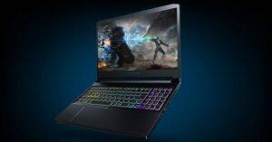 Acer Predator Triton 300 - Display, Keyboard