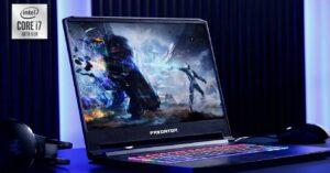 Acer Predator Triton 500 - Display, Keyboard