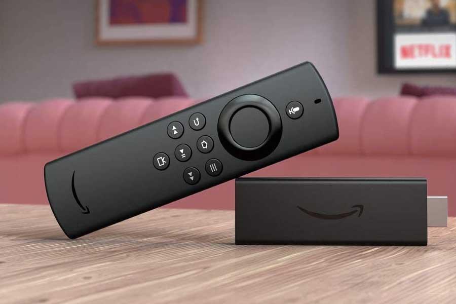Amazon Fire Stick Lite with Remote