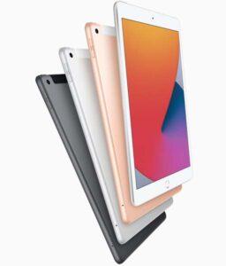 Apple iPad 2020 Color Options
