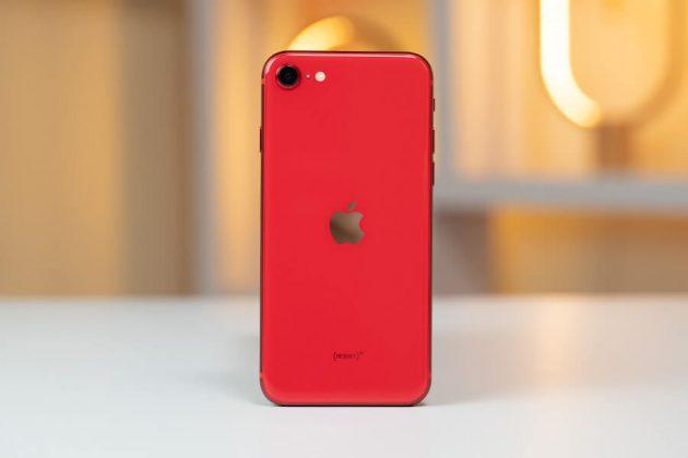 Apple iPhone SE 2020 - Design [1]