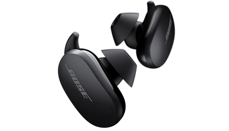 Bose QuietComfort Earbdus Design
