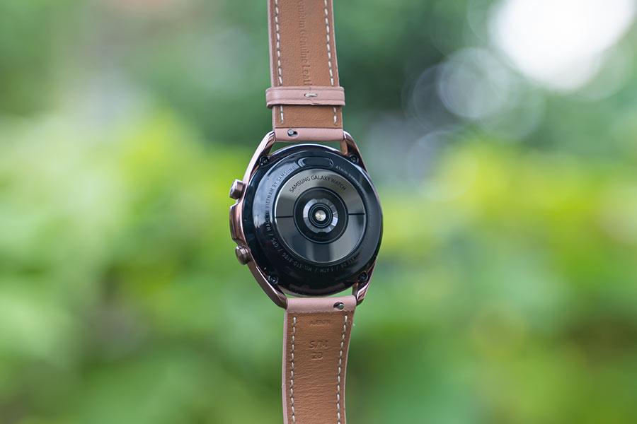 Galaxy Watch 3 - Heart Rate Sensor