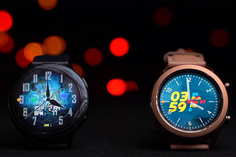 Galaxy Watch Active2 vs Watch 3