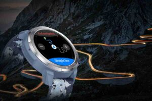 Honor Watch GS Pro GPS Route Back