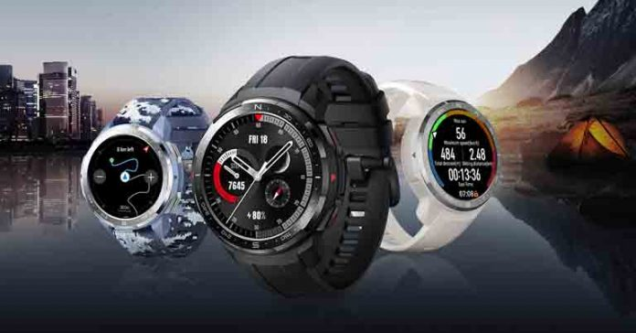 Honor Watch GS Pro launched ES specs price Nepal availability features