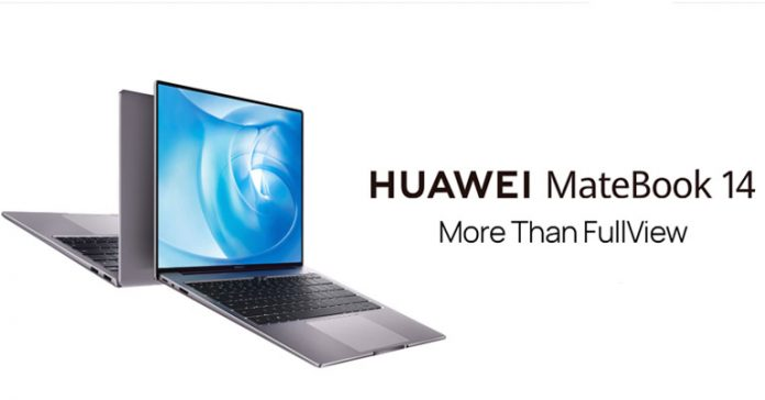 Huawei MateBook 14 2020 AMD Announced AMD Price Nepal availability launch