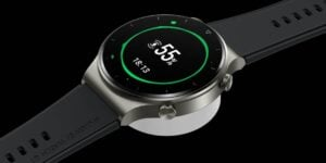 Huawei Watch GT 2 Pro - Qi Wireless Charging