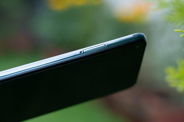Infinix Note 7 - SIM Tray