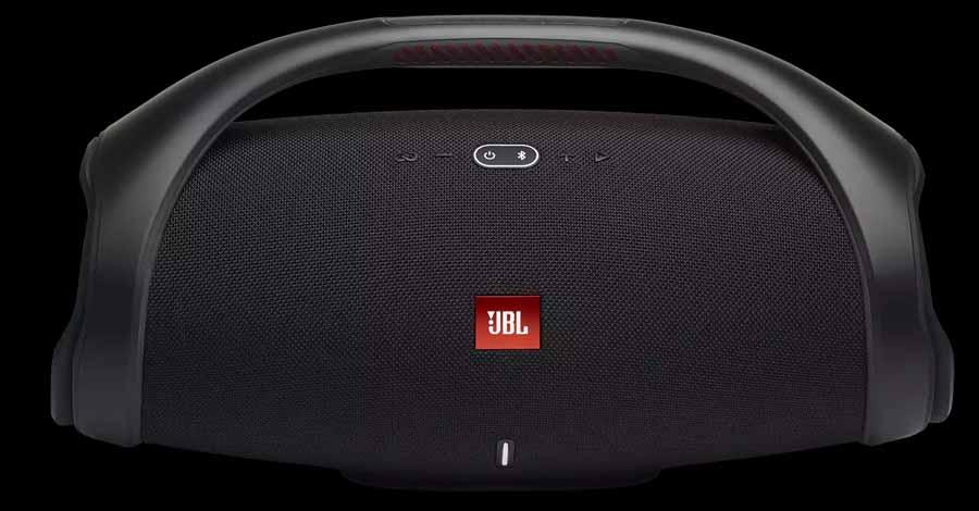 JBL Boombox 2 design