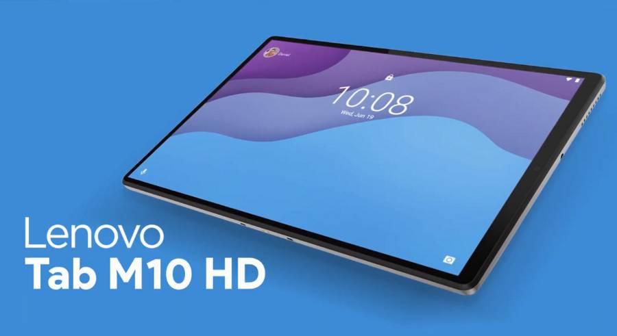 Lenovo Tab M10 HD (2nd gen) - Display