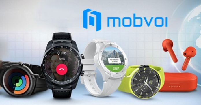 Mobvoi TicWatch TicPods Official Launch Nepal
