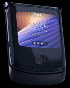 Motorola Razr 5G Folded