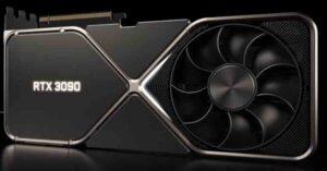 NVIDIA GeForce RTX 3090 GPU