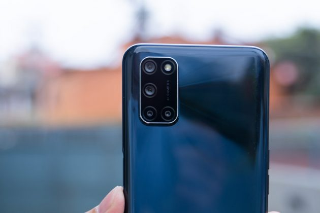 OPPO A52 - Back Cameras