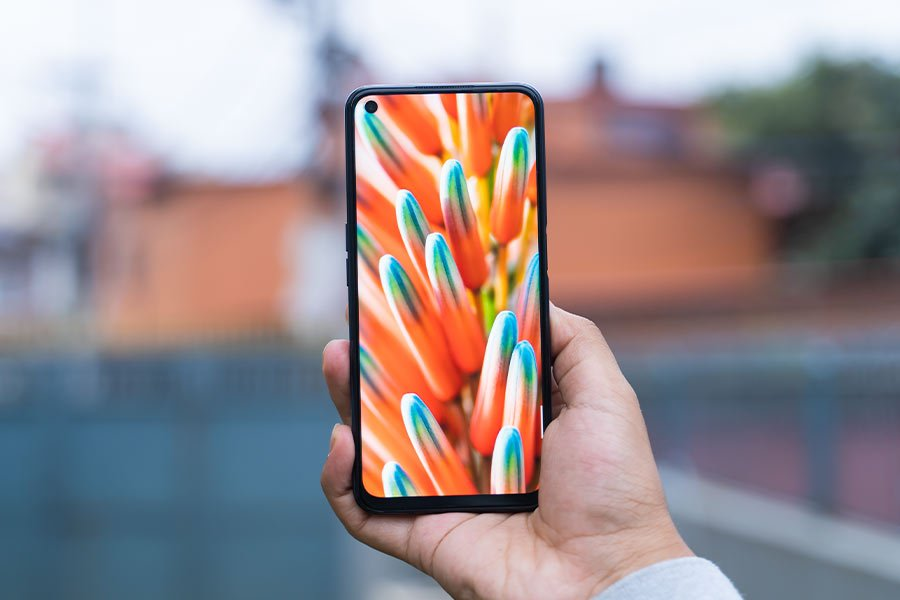 OPPO A52 - Display