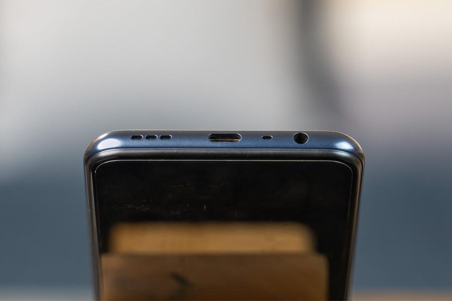 OPPO A52 - Speaker, Type-C, Headphone Jack