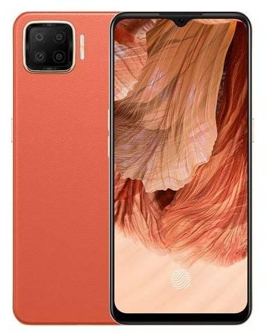 OPPO F17 - Design, Display Dynamic Orange