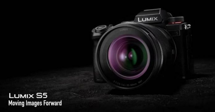 Panasonic Lumix S5 Price in Nepal
