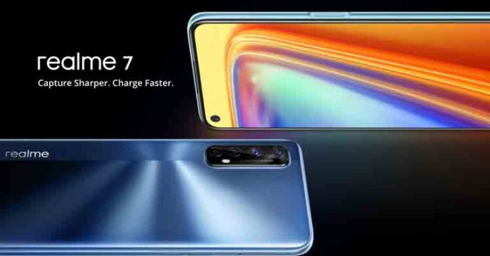 Realme 7 unveiled specs price nepal availability launch