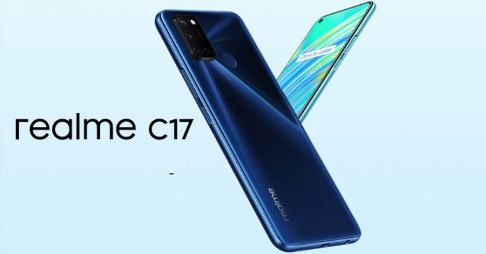 Realme C17 launched price Nepal availability specs feature