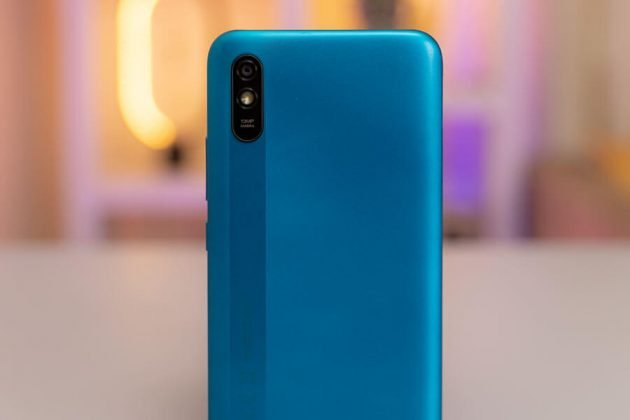 Redmi 9A - Back Camera