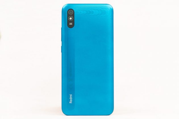 Redmi 9A - Design