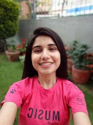 Redmi 9A - Portrait Selfie