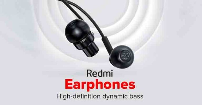 Redmi Earphones Price Nepal specs features availability launch