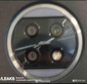 Redmi Note 10 camera module leaks