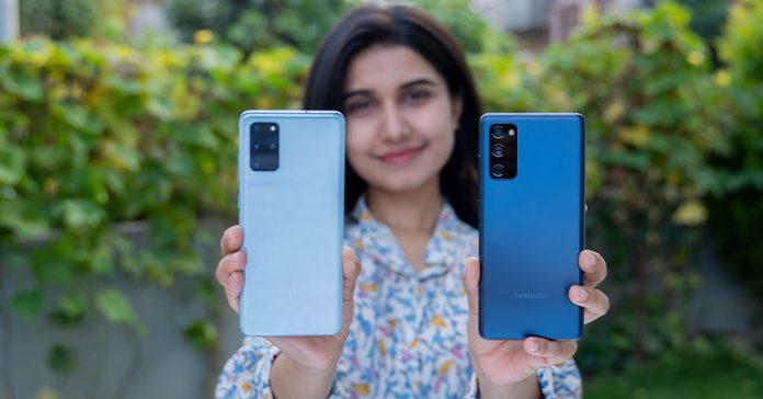 Samsung Galaxy S20 FE price nepal launch date
