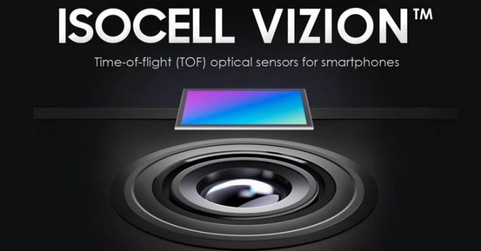 Samsung ISOCELL Vizion ToF sensor