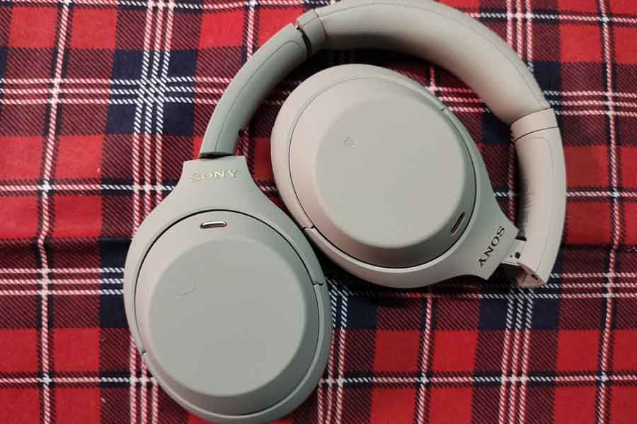 Sony WH-1000XM4 Headphone - Design