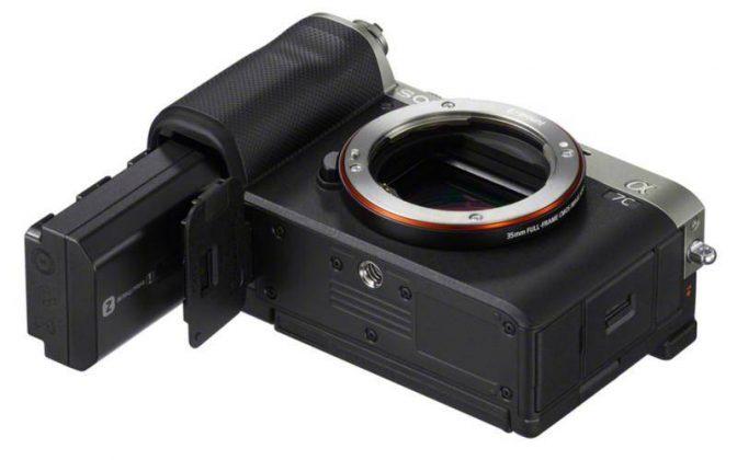 Sony a7C - Design [4]