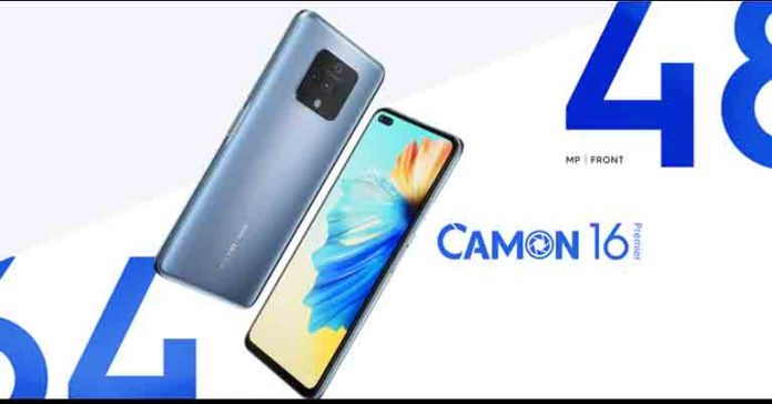 Tecno Camon 16 Premier launched expected price Nepal availability