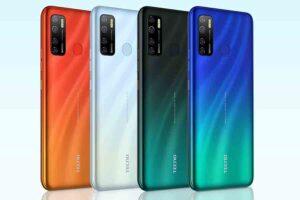 Tecno Spark 5 Pro color options design