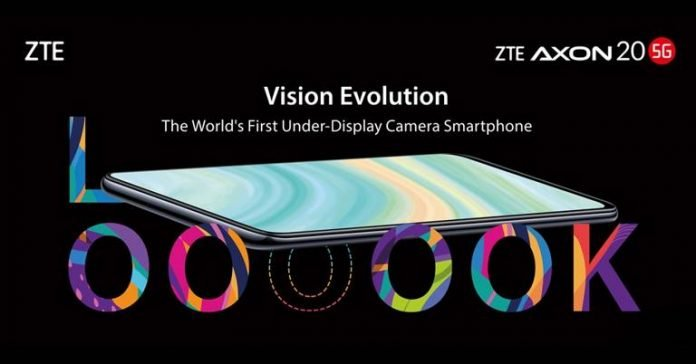 ZTE Axon 20 5G Price Nepal