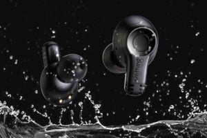 ZTE LiveBuds Water resistant IPX5 certification rating
