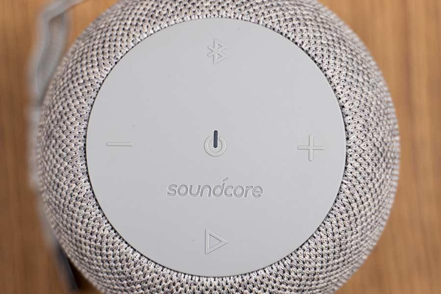Anker Soundcore Motion Q - Buttons