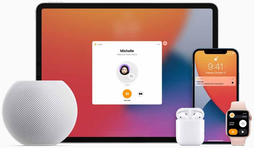 Apple HomePod mini Compatible devices