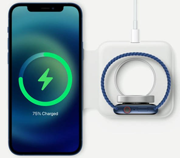 Apple MagSafe Duo wireless charger